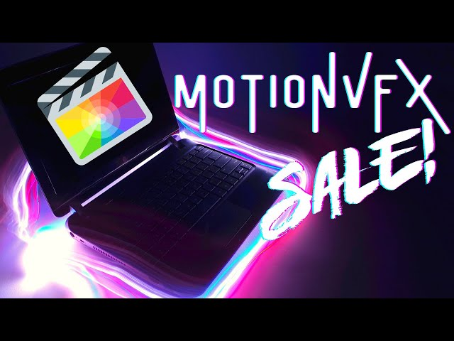 Save Money On Final Cut Pro Plugins and Templates from @MotionVFX [LIMITED TIME!]