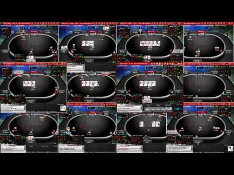 Micro Xmas, 12x nl2 su People's Poker pt 6