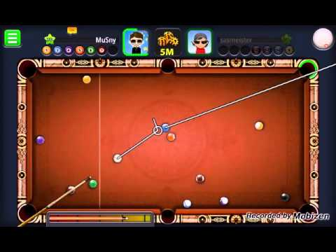 8 Ball Pool Rome 5M Xmod - YT