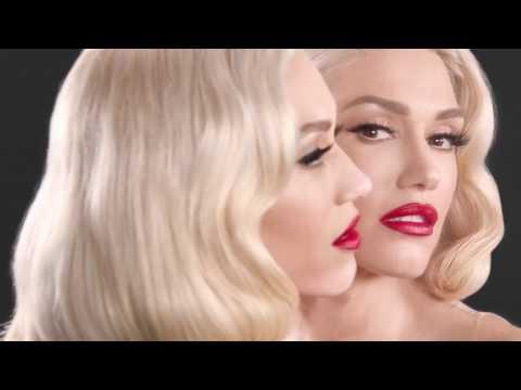 Gwen Stefani's 1st Revlon Commercial for Super Lustrous Lipstick