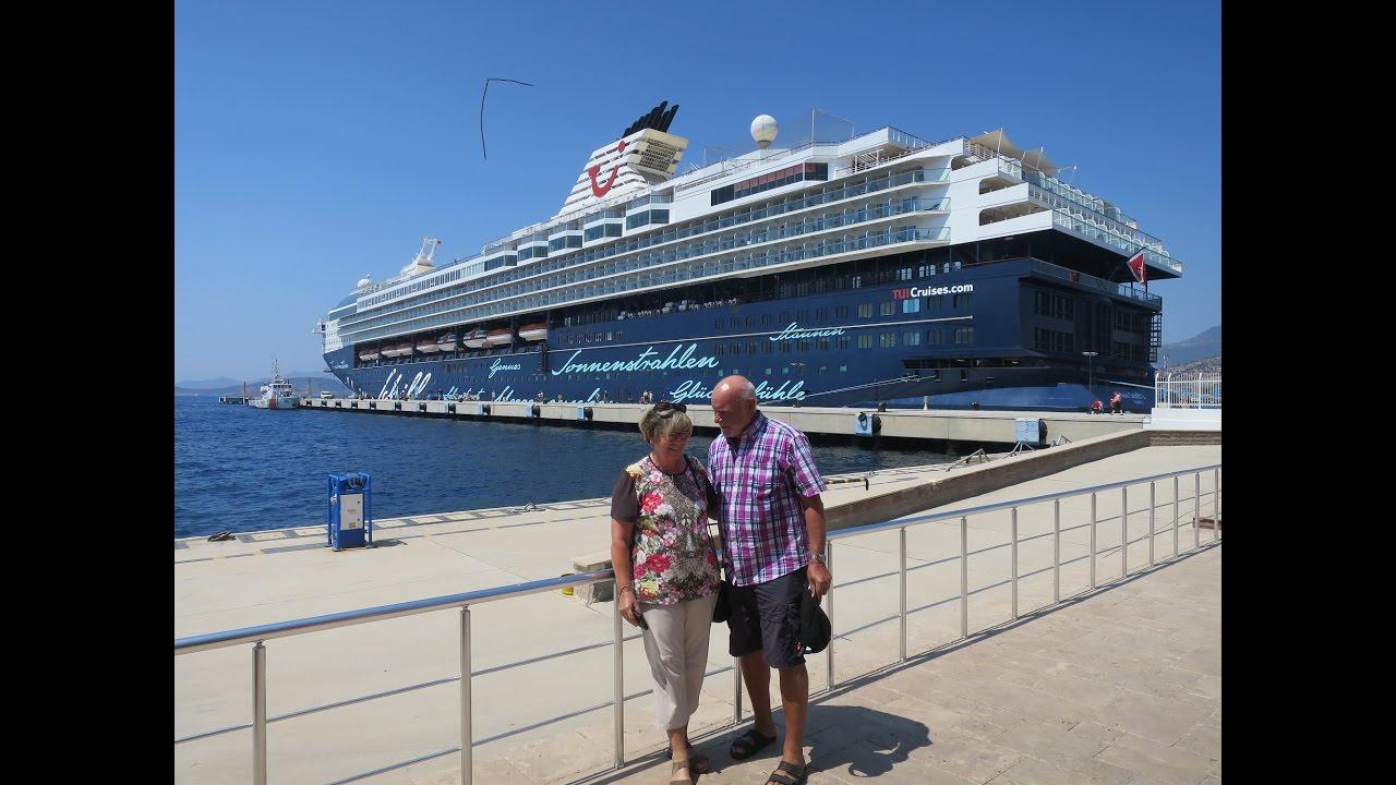 Mittelmeer Kreuzfahrt