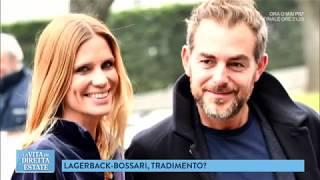 La foto shock: Daniele Bossari ha tradito Filippa Lagerback? - La vita in diretta estate 29/06/2018