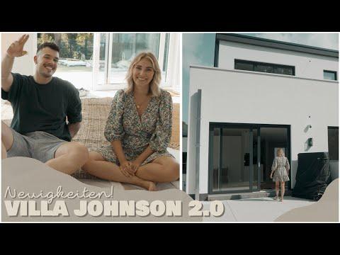 Villa Johnson 2.0 - Es gibt da ein paar Neuigkeiten 😅   AnaJohnson