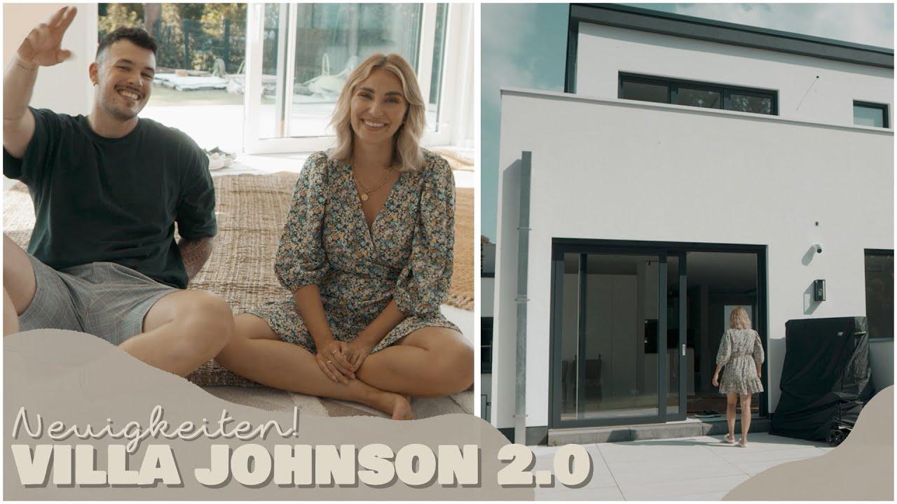 Download Villa Johnson 2.0 - Es gibt da ein paar Neuigkeiten 😅 | AnaJohnson
