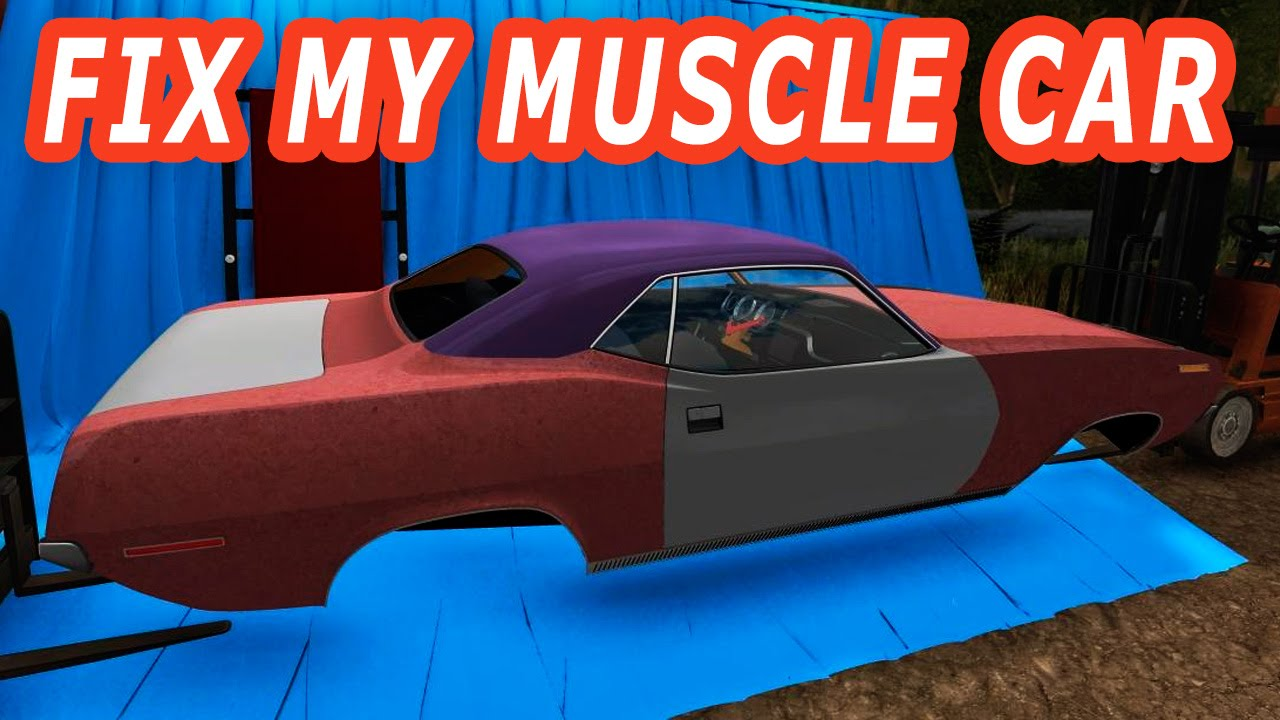Fix My Car Classic Muscle 2 (Android Walkthrough & Gameplay HD Video ...