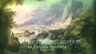 """F. Geminiani - Ballet """"La foresta incantata"""" (1754)"""