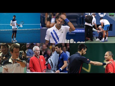 What Is Fall Out From Djokovic's US Open Default?