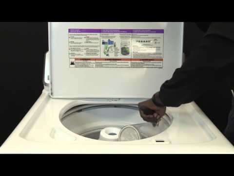 Winterizing your Washer