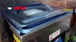 PLASTIK VACUM GUSSET 1KG / MESIN VACUM SEALER TABLE TOP