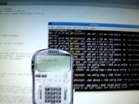 Asterisk SIP-server TEST