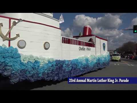 2017 Martin Luther King Jr. Parade (23rd)