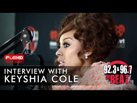 Keyshia Cole interview with DJ Scream  | The Beat ATL