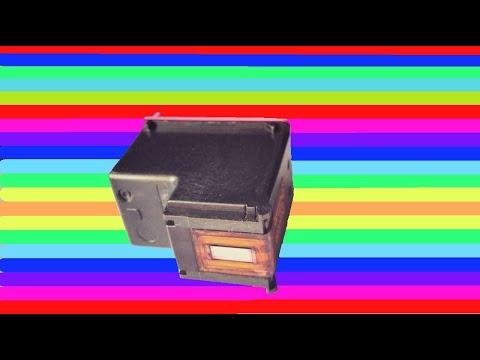 tutorial como reparar cartuchos de impresora secos tinta seca
