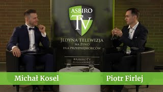 Jak zmieniają się przewodnicy? Piotr Firlej | ASBiROTV