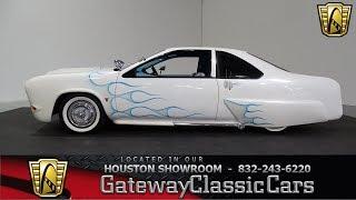 1995 Ford Thunderbird LX Gateway Classic Cars #873 Houston Showroom