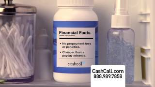 CashCall 30-second commercial spot