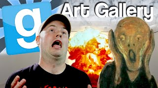 Gmod Art Gallery #3 - Final Scores