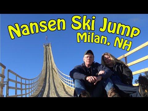 Nansen Ski Jump - Restored 2017