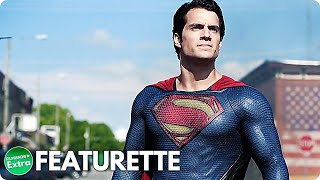 MAN OF STEEL (2013)   Journey of Discovery Featurette