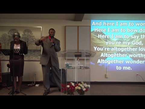 US Full Gospel Mission - Pastor Patrick July 17, 2016 Part 1