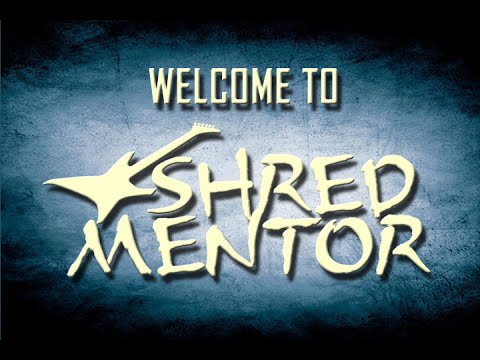 Welcome to ShredMentor - Your Dedicated Shred, Metal & Guitar Soloing Personal Trainer