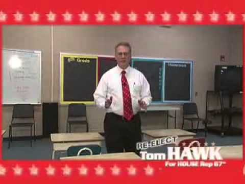Tom Hawk 2006 Kansas State House of Representatives (1)