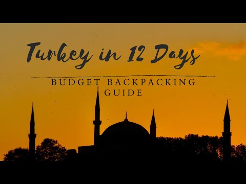 The Ultimate Turkey Backpacking Guide