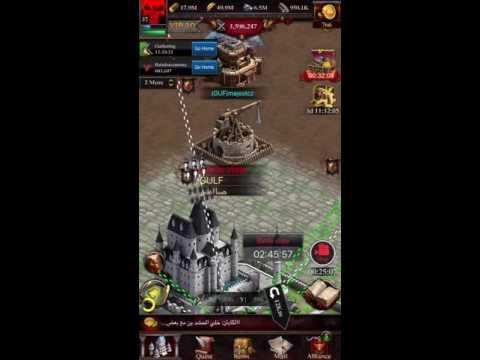 COK - kingdom 1232 hammering ARK alliance (china)