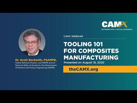 CAMX 2020 Webinar - Tooling 101 Webinar