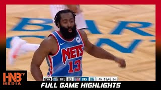 Orlando Magic vs Brooklyn Nets 1.16.21 | Full Highlights