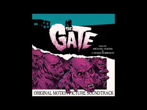 Michael Hoenig & J. Peter Robinson - The Gate *1987* [FULL SOUNDTRACK]