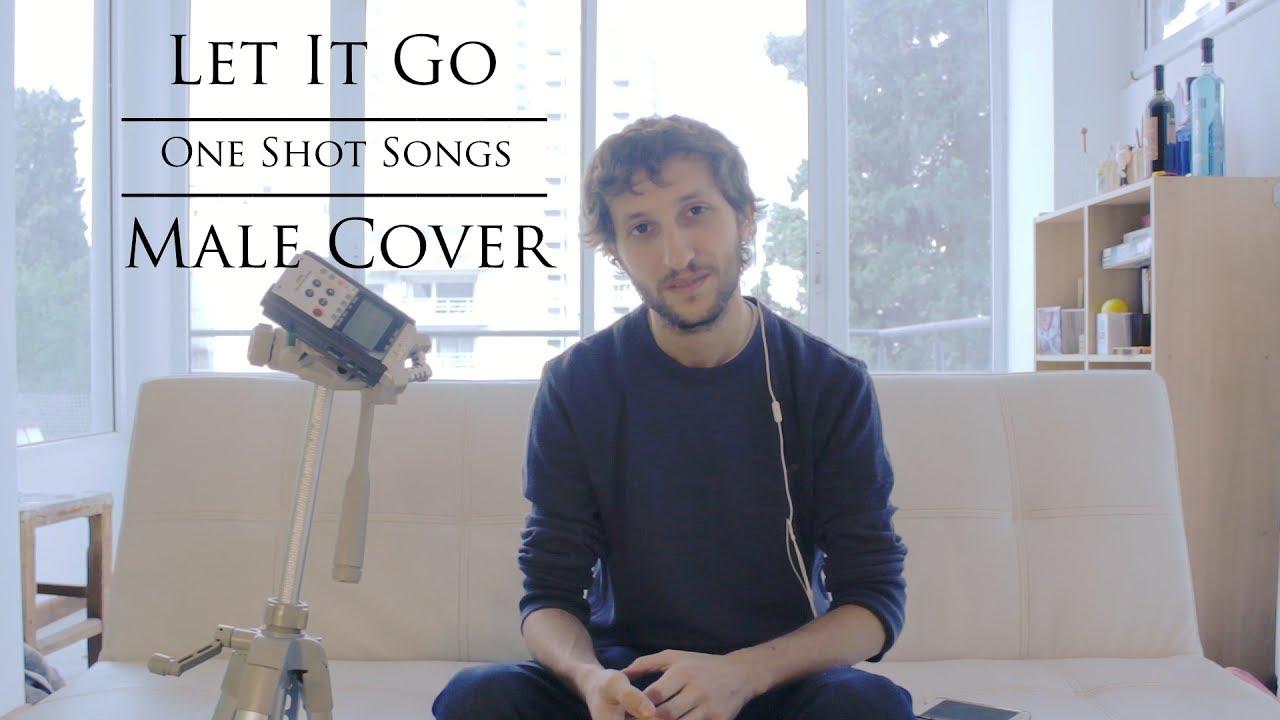 Let it Go - Frozen - Male Cover