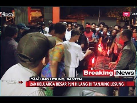 Dihantam Tsunami, 260 Keluarga Besar PLN Hilang di Tanjung Lesung - Breaking iNews 23/12