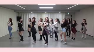 [Mirrored] IZ*ONE 아이즈원 - '내꺼야 PICK ME' Mirrored Dance Practice 안무영상 거울모드