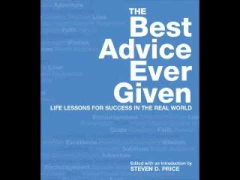 The Best Advice Ever Given - Read - Randy Bear Michael Reta