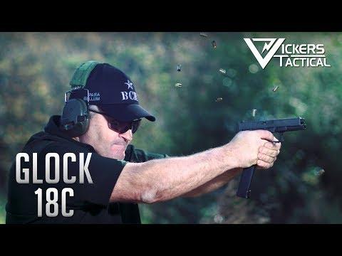 Glock 18C 4k