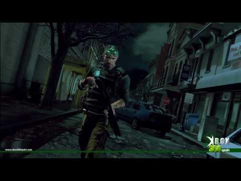 Splinter Cell Conviction -Trailer de Lanzamiento (sub.spanish)-