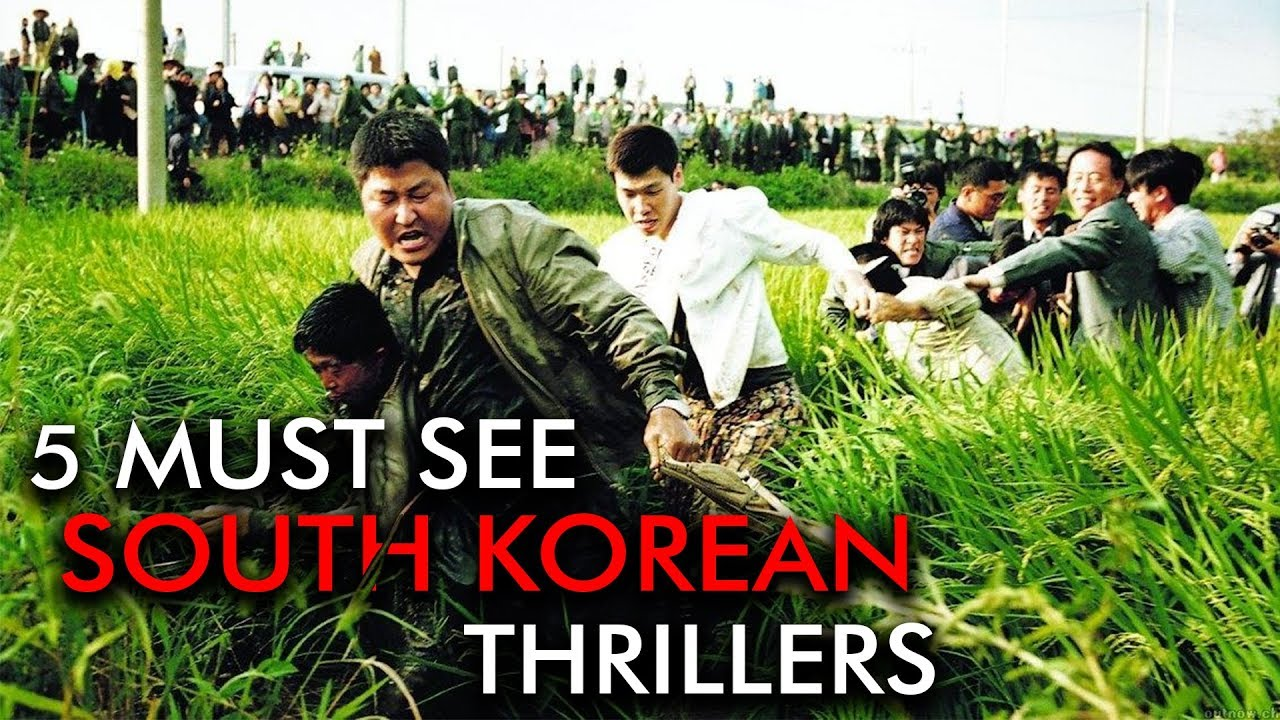 Download 5 Must-See Films | South Korean Thrillers