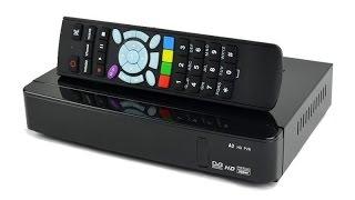 SkyBox A3 HD - Solução para o receptor voltar a funcionar