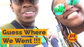 Guess Where We Went!!!! (Vlog)