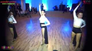 MAMBO FLAVOUR BANU-HANDE-TULIN SHOW | RED CARPET CHRISTMAS BALL PARTY