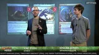 Pro Tour Theros - Deck Tech Green / Red Midrange with Oscar Jones