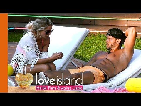 Ärger im Paradies: Erster Streit zwischen Janina und Yanik | Love Island - Staffel 2
