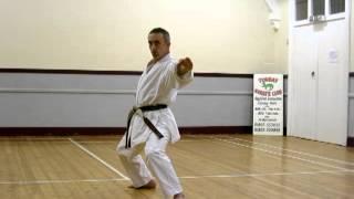 Heian Godan - SLOW (Shotokan Karate Kata)