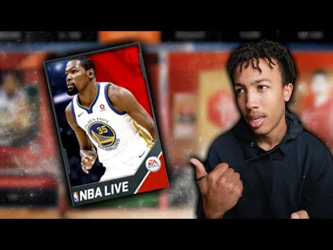 WHAT'S IN THIS PACK?! NEXT PROMO? (NBA LIVE MOBILE)