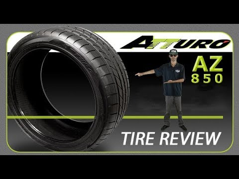 Atturo AZ850 275/40/20 Tire Review After 2,000 Miles! ✔️