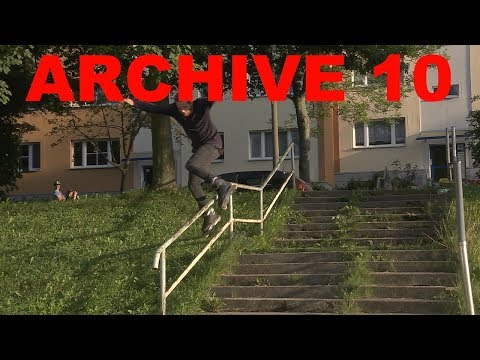 ARCHIVE 10 l SHAOLIN SESSIONS