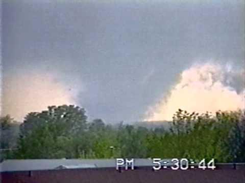 wichita andover kansas tornado 4261991 youtube