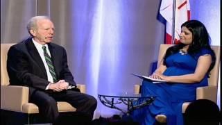 Senator Joe Lieberman Addresses 300 of Jewish Toronto