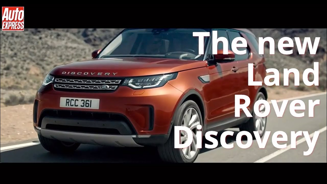 New Land Rover Discovery it s here at last